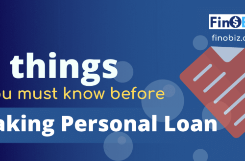 5 things you must know before taking personal loan