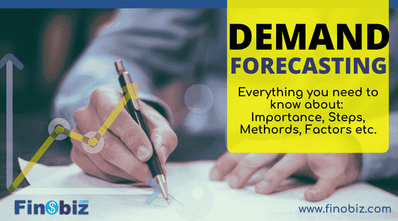 Demand Forecasting, all things you need to know